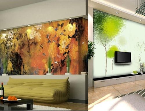 Ubah Suasana Ruangan Kamu dengan Wallpaper Custom